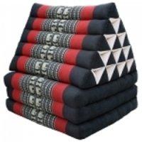 Thai triangle floor pillow