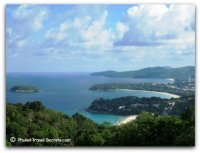 Explore the beaches in Phuket