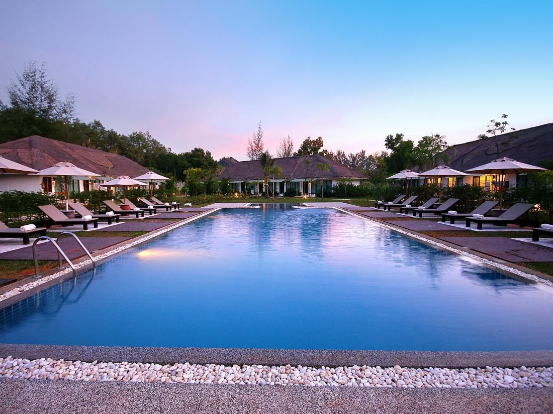 Krabi Aquamarine Resort