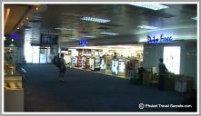 Duty Free shopping at Phuket Airport.