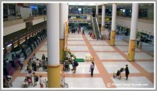 Departures Hall at Phuket Airport