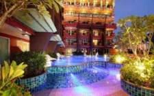 Blue Ocean resort, Phuket