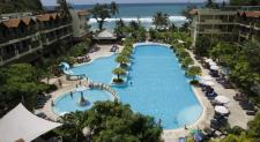 Marriott Meerlin Beach Resort, Tri Trang Beach, Phuket