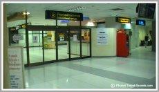 Phuket Airport Arrivals