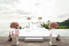 Villa Weddings offer the ultimate in luxury and privacy