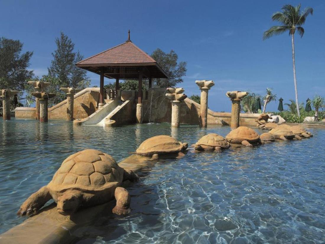 JW Marriot Resort and Spa at Mai Khao Beach