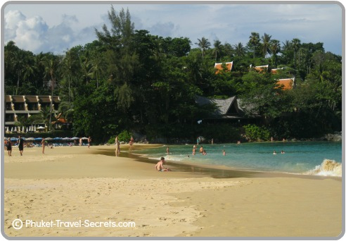 Absolute Beach Front Resorts in Phuket are ideal for family vacations.