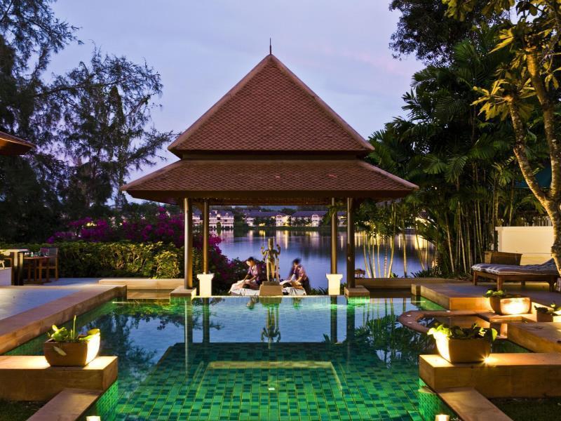 Relaxing spas in Phuket