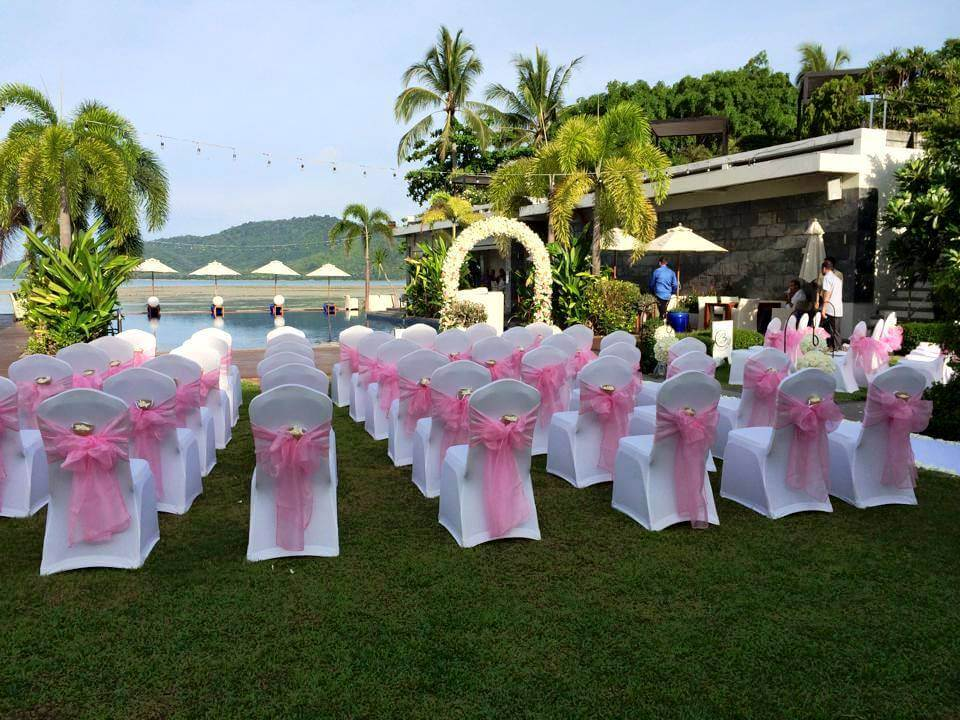 Garden Weddings in Phuket