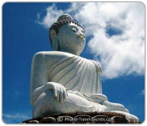 One of the best things to do in Phuket is a visit to Big Buddha