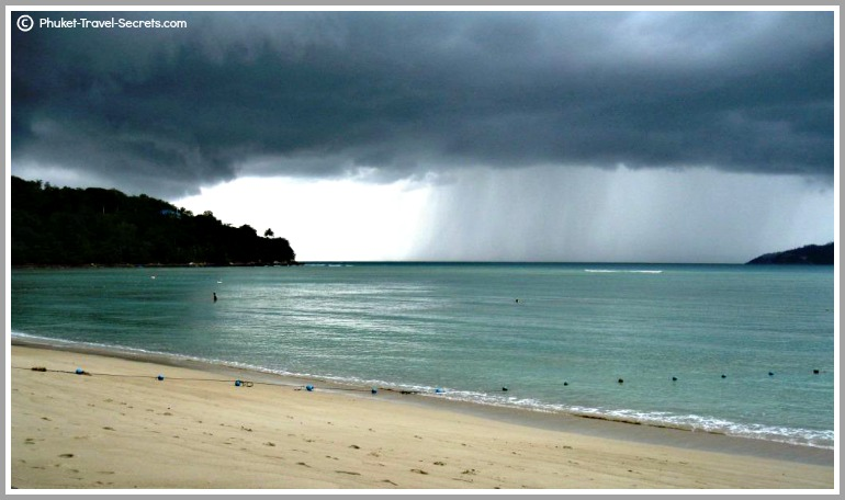 Rainy Day activities in Phuket.