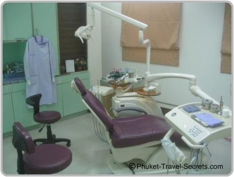 Dentist Dental Clinic in Patong.