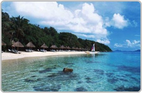 Offshore Islands near Phuket