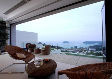 Enjoy the luxury and stunning views from one of the many Phuket vacation rentals.