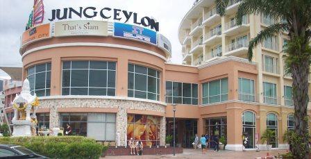 Jungceylon in Patong Beach Phuket