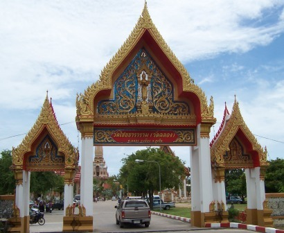 Temples in Phuket