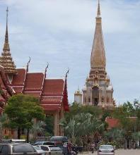 Wat Chalong, Phuket.