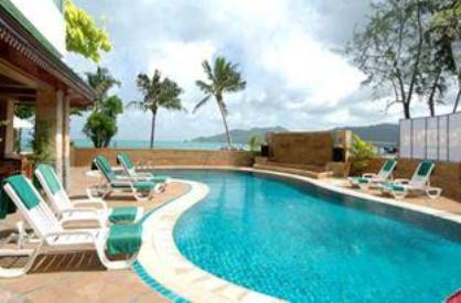 Absolute Seapearl Beach Hotel, Phuket