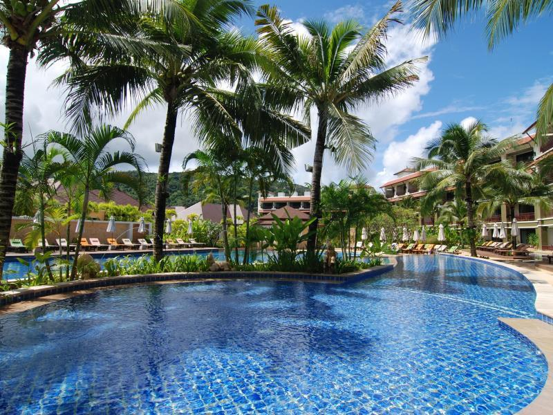 Alpina Phuket Nalina Resort & Spa, Kata Beach, Phuket