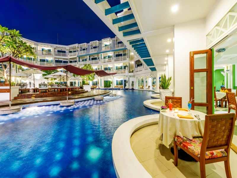 Rooms: Andaman Seaview Hotel Phuket
