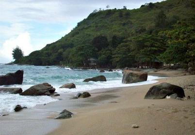 Peaceful slice of paradise at Ao Sane Beach