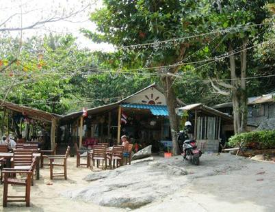 Restaurant at Ao Sane