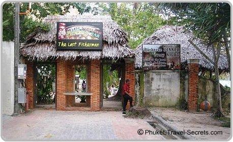 The Last Fisherman Bar at Ao Nang