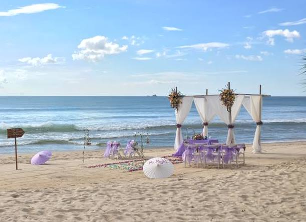 Beach weddings Phuket