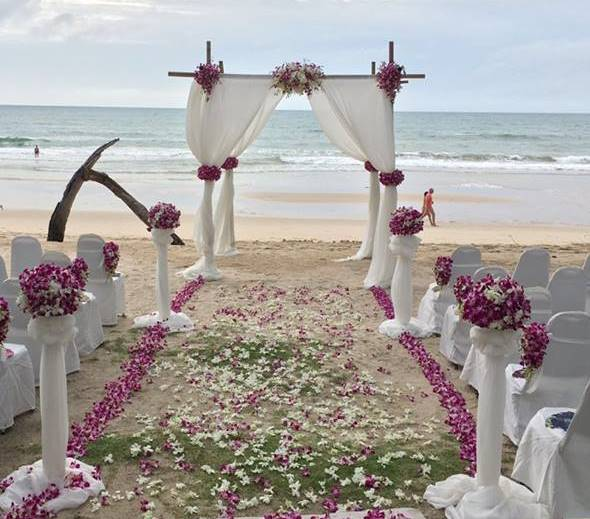 Exclusive Beach Weddings in Phuket