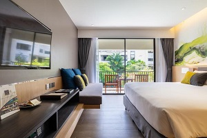Superior rooms at the Banthai