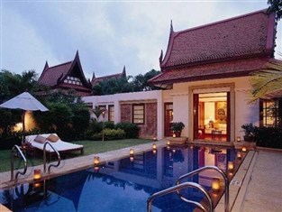 Banyan Tree Resort is a popular honeymoon destination in Phuket.