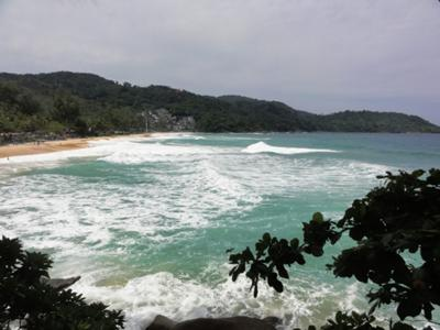 Beautiful Kata Noi Beach July 2011