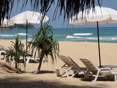 Nai Thon Beach Weather
