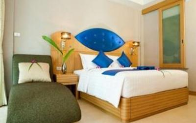 Blue Ocean resort Grand Deluxe rooms