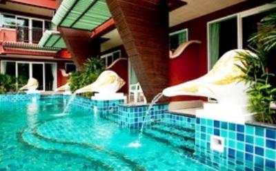 Blue Ocean Resort Pool Access rooms