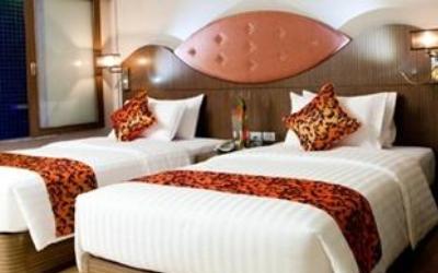 Blue Ocean resort Deluxe Rooms