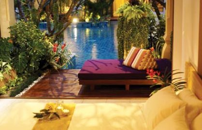 Burasari Elite Pool Access Rooms