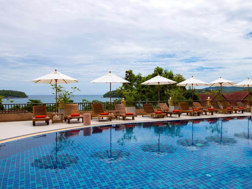 Chanalai Garden Resort Views