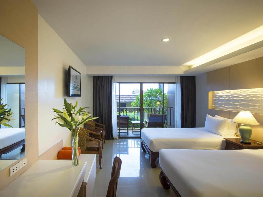 Chanalai Garden View Rooms