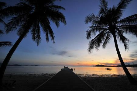 Koh Maphrao Island