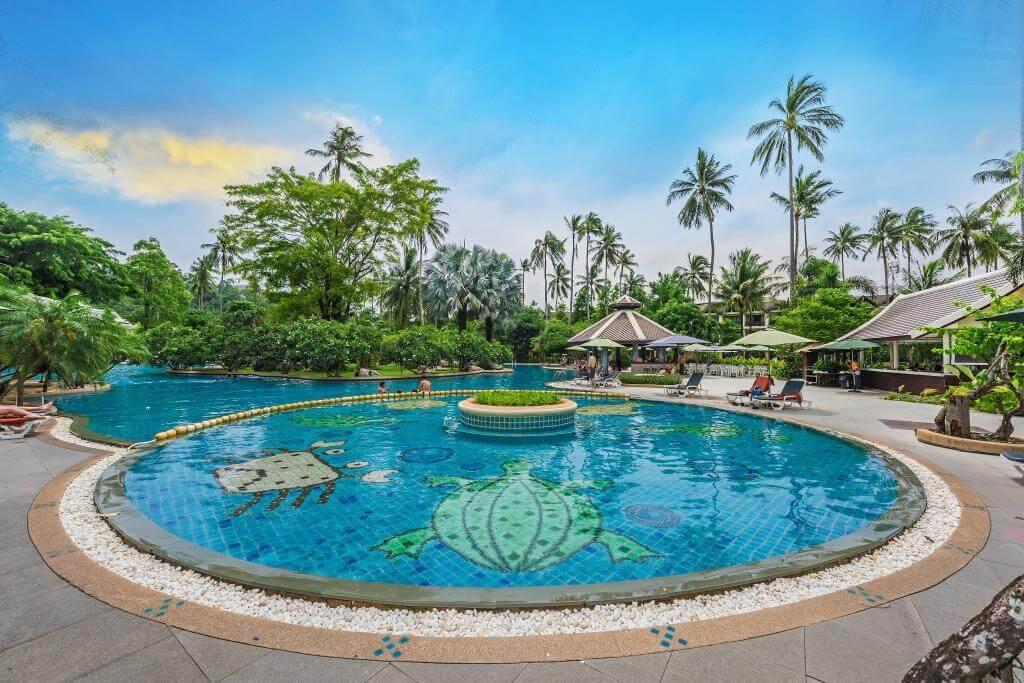 Duangitt Resort, Patong Phuket