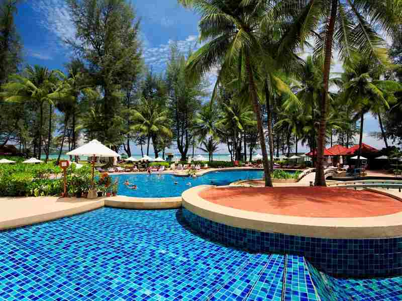 Dusit Thani Laguna Resort, Phuket