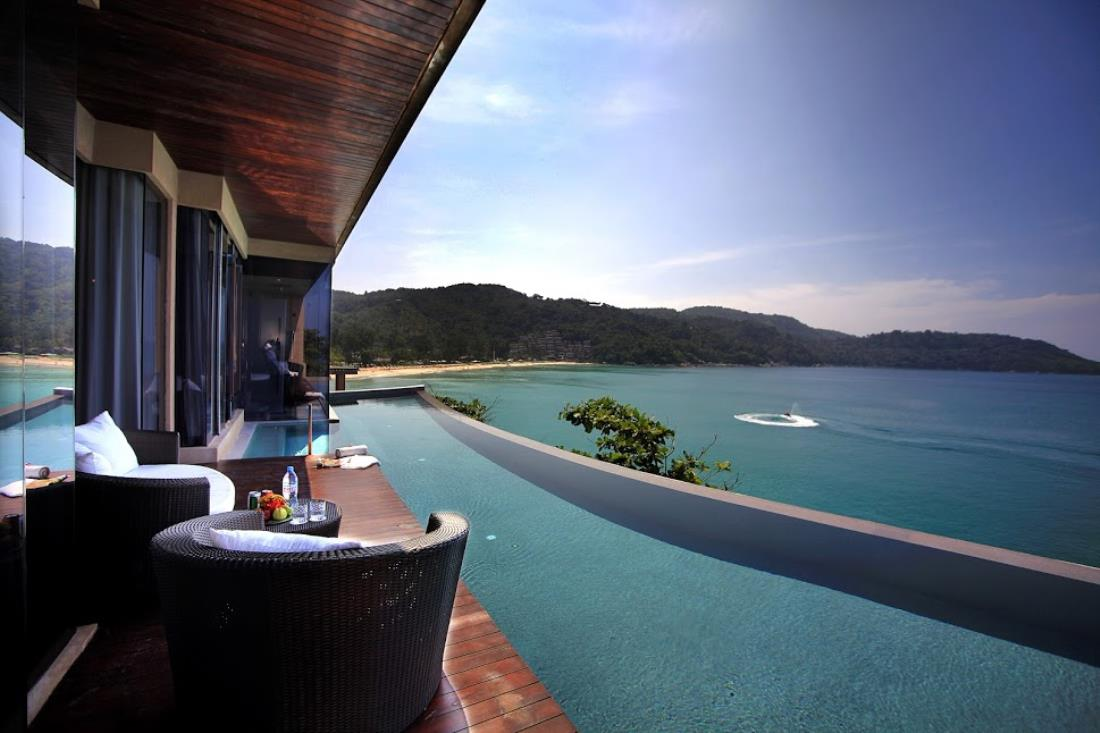Spoil yourself in a luxury resort for your next holiday vacation in Phuket