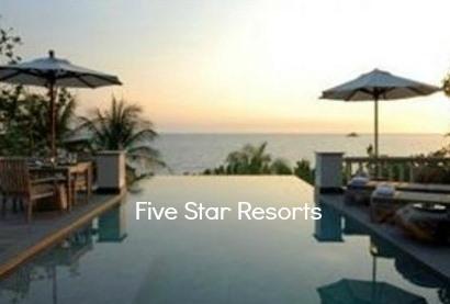 5 Star Resorts in Phuket