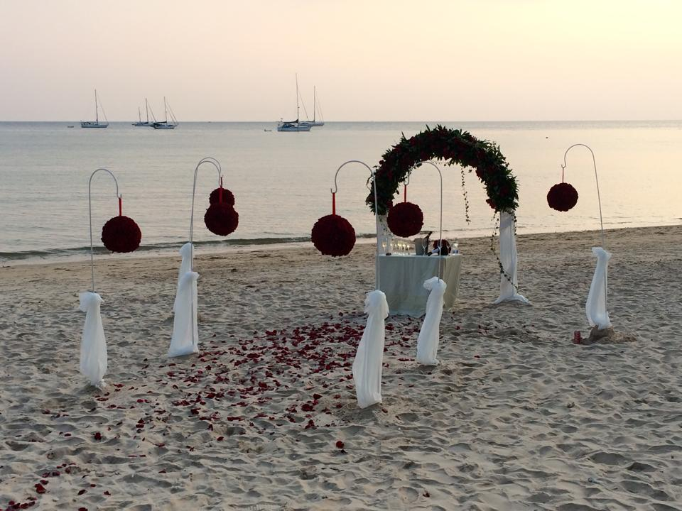 Yacht Weddings for Unique Wedding ideas in Phuket