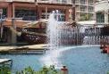 Jungceylon Dancing Water Fountain, Phuket.