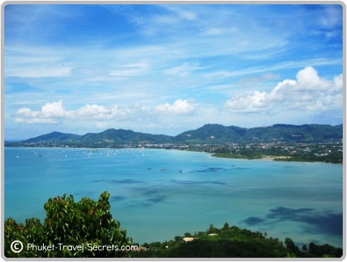 Koh Khad Viewpoint, Phuket.