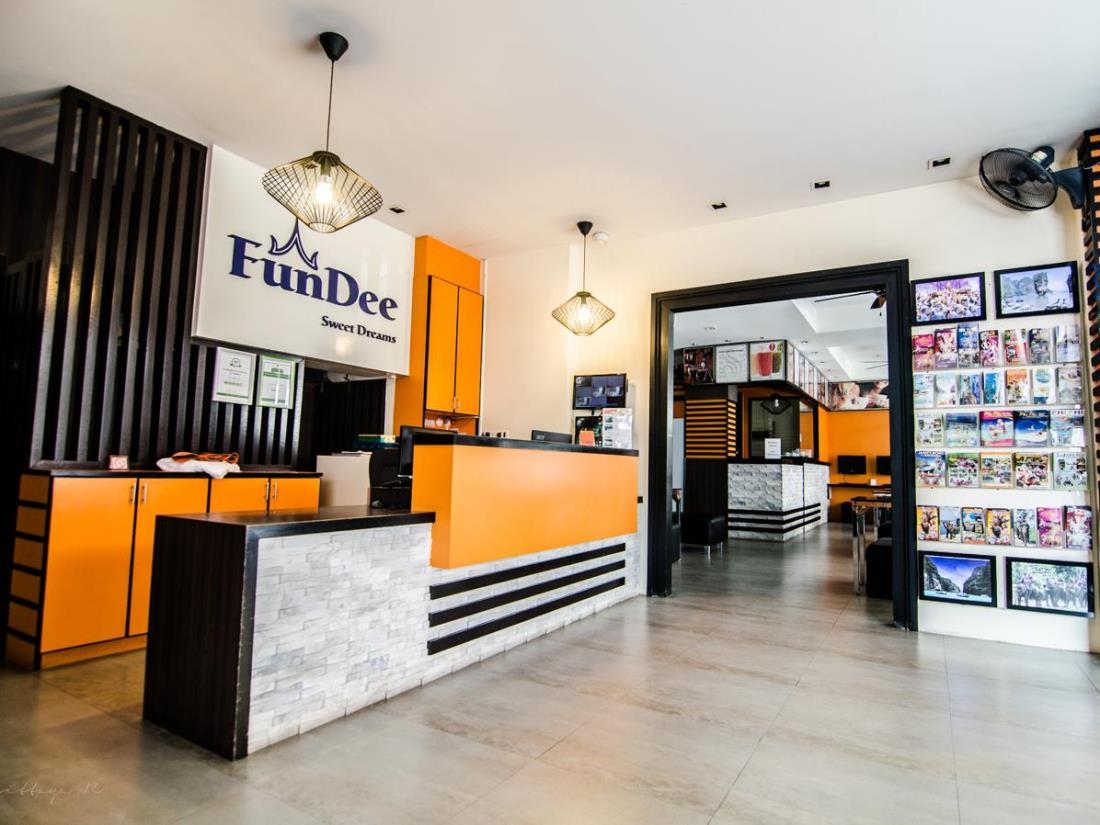 The Fundee Boutique Hotel, Patong Beach Phuket