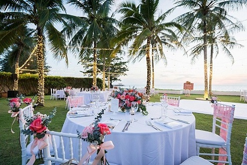 Relaxed Garden venues in Phuket
