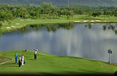 Phuket Country Club Par 5, 10th Hole